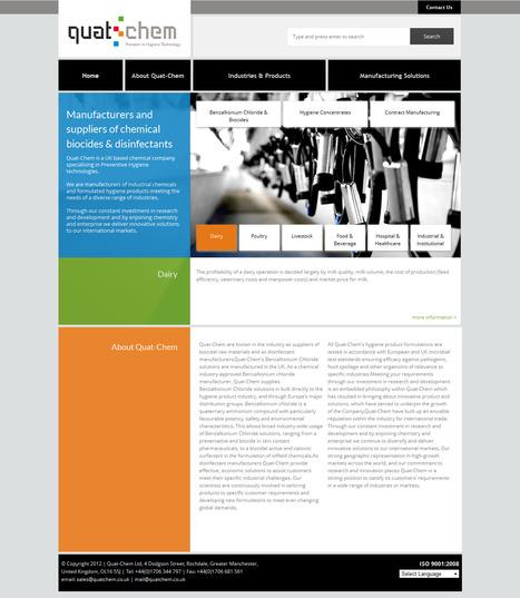 Quatchem CMS Design and Development | Magento eCommerce CMS Design and Development | Scoop.it