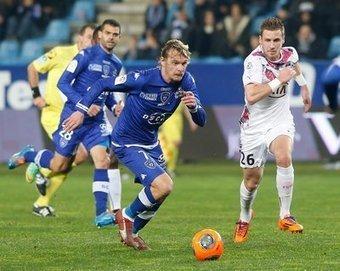 Le SC Bastia se rassure face à Bordeaux (1-0) | Pour Bastia Par Passion | Scoop.it