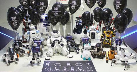 Le premier musée dédié aux robots a ouvert à Madrid | Sciences & Technology | Scoop.it