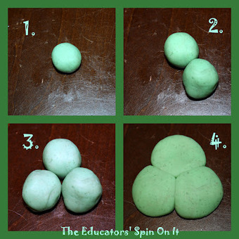 Train Up a Child: Child's Play 101 - Playdough Basics | Learn through Play - pre-K | Scoop.it