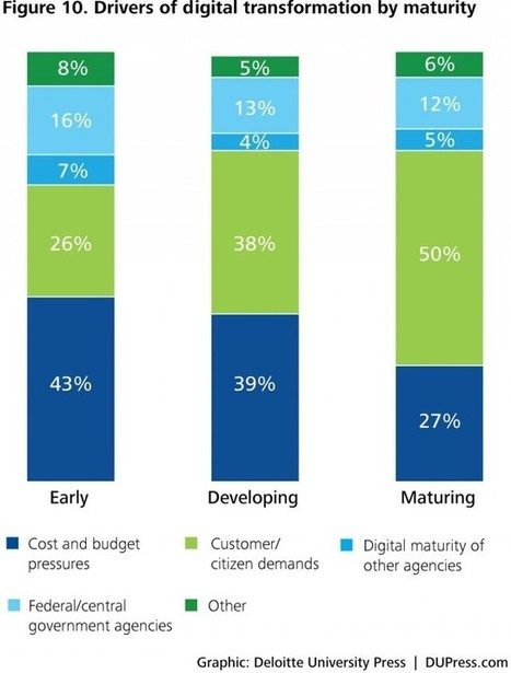 The journey to government's digital transformation   Big Five, Industry & Consulting   Scoop.it