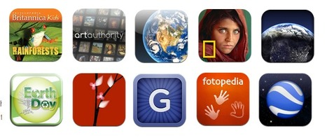 10 Wonderful Apps to Teach Students about Earth Day ~ Educational Technology and Mobile Learning | iPads, MakerEd and More  in Education | Scoop.it