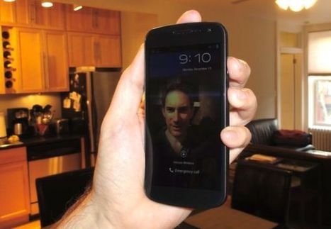 How to unlock the Galaxy Nexus Android phone with your face | Technology and Gadgets | Scoop.it