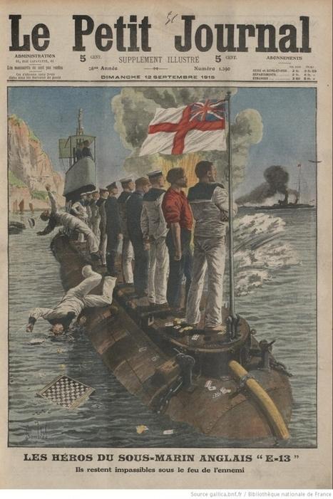 58e semaine de guerre - Lundi 6 septembre au dimanche 12 septembre 1915 - 14-18Hebdo.fr | Nos Racines | Scoop.it