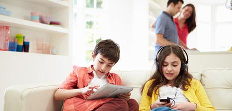 Toma el control de la educación TIC de tus hijos. 2ª etapa: 10-13 años | Educacion, ecologia y TIC | Scoop.it