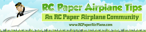 RC Paper Airplan | Social Bookmarking | Scoop.it
