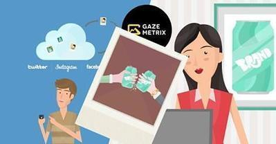 Indian Startup @gazeMetrix Helps Brands Track Visual Impressions - WhackyIdeas | Startup Revolution | Scoop.it