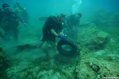 Divers bid for underwater clean-up record | Personal Power | Scoop.it