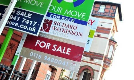 'House prices fall when migrants move in' because neighbouring houses are left empty and fall into disrepair, says economist | Conveyancing Searches | Scoop.it