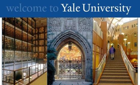 Les Inrocks - L'université de Yale : un repaire de dépravés ? | L'enseignement dans tous ses états. | Scoop.it