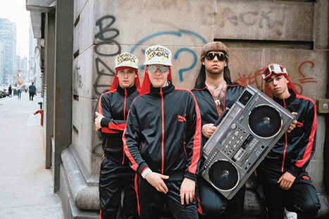 Incredible photographs of The Clash and the Beastie Boys by Josh Cheuse   What's new in Visual Communication?   Scoop.it
