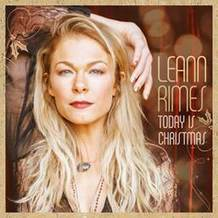 LeAnn Rimes Announces 'Today Is Christmas' Details | Country Music Today | Scoop.it