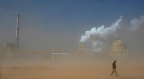 [Pollution] L'homme n'a jamais connu autant de CO2 | Toxique, soyons vigilant ! | Scoop.it