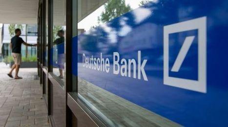 Deutsche Bank fails research review   12 Business Finance and Economics   Scoop.it
