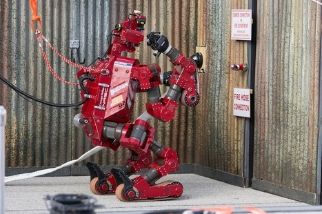 It's Official! DARPA's Most Challenging Robot Contest Set for June 2015 | Robotics Frontiers | Scoop.it