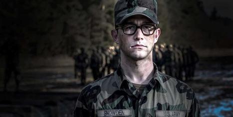 Le film Snowden du cinéaste Oliver Stone est repoussé - Numerama | J'écris mon premier roman | Scoop.it