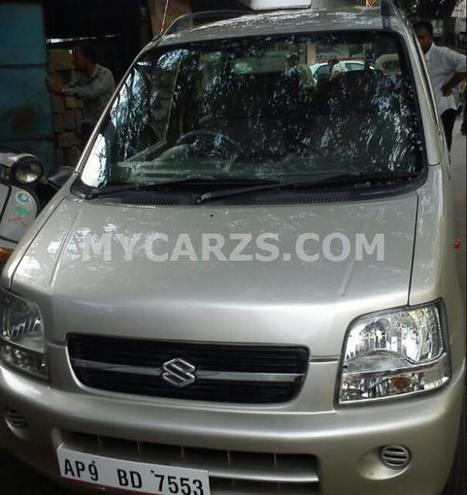 MARUTI SUZUKI WAGON R | Buy or sell used cars in online | Scoop.it
