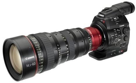 M6 à 20h50 : Une émission tournée en Canon EOS C300 - HD-Numérique | Photo & Vidéo avec un DSLR Canon | Scoop.it