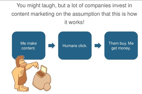 Why Content Marketing Fails Slides via Growth Hackers | digital marketing strategy | Scoop.it