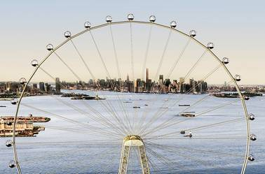 New York challenging Las Vegas in race for tallest Ferris wheel | It's Show Prep for Radio | Scoop.it