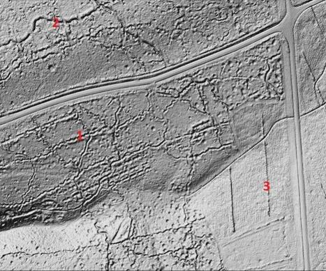 Images Lidar de la forêt d'Argonne [centenaire.org] - Pages d'aujourd'hui : actualités 14-18 - commémorations - FORUM pages 14-18   Nos Racines   Scoop.it