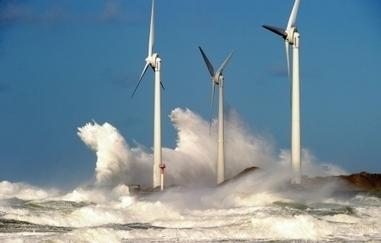 Le vent tourne en faveur de l'énergie renouvelable | ENERLAB TRANSITION ENERGETIQUE | Scoop.it