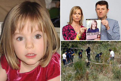 Portuguese cops 'working with British detectives' on new Madeleine McCann probe | MyLuso News | Scoop.it