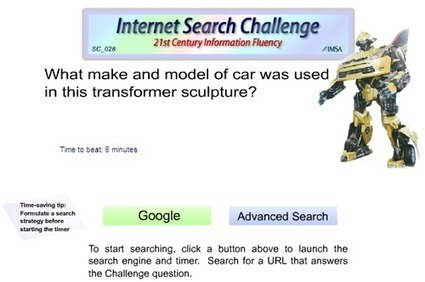 Technology in the Middle » Blog Archive » Digital Literacy 2010: Website Evaluation | Website analysis | Scoop.it