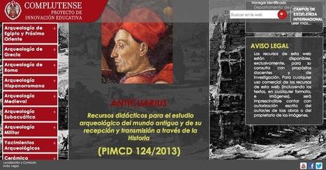 OPPIDA IMPERII ROMANI: ANTICVARIVS | Mundo Clásico | Scoop.it