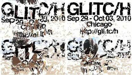 GltchLnguistx: The Machine in the Ghost / Static Trapped in Mouths | Alternative Art Economies | Scoop.it