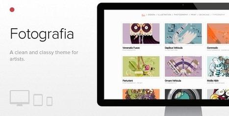 Best WordPress Photography Themes | WordPress Responsive Themes | Scoop.it