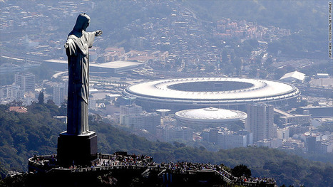 Half of Brazilians are against the Olympics | CLOVER ENTERPRISES ''THE ENTERTAINMENT OF CHOICE'' | Scoop.it