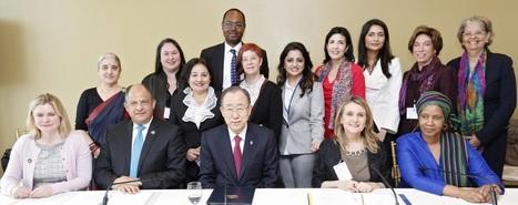 Empower Women - Panel de Alto Nivel sobre Empoderamiento económico de las Mujeres del Secretario General de las Naciones Unidas | Genera Igualdad | Scoop.it