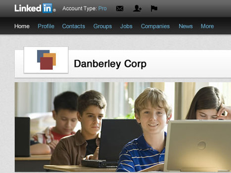"""Here's What LinkedIn's Newly Redesigned Company Pages Look Like   """"Biz Mobile Marketing""""   Scoop.it"""