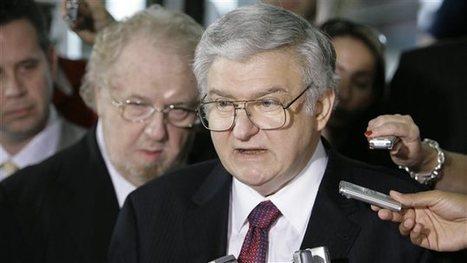 Décès de l'avocat Edward Greenspan | Célébrités décédées | Scoop.it