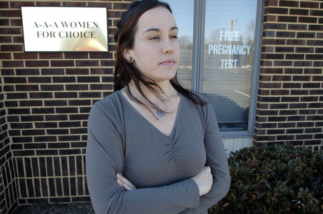 State-Funded Pregnancy Centers Talk Women Out Of Using Birth Control, Condoms | ReproRights | Scoop.it