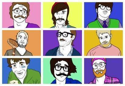 Sciences • La formule mathématique qui explique pourquoi tous les hipsters se ressemblent | Archivance - Miscellanées | Scoop.it