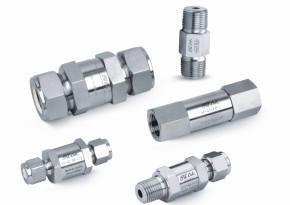 FD-LOK Non-return check valve,stainless steel ball check valve,non-return valve | Needle Valves ,ball valves,tube fittings,ect. | Scoop.it
