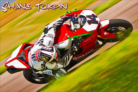 Ductalk.com | Shane Turpin and Boulder Motorsports 1198R Accepted as Wildcard SBK Entry for US Round at Miller Motorsports Park | Ductalk Ducati News | Scoop.it