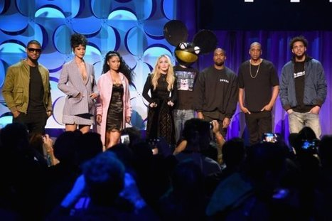Jay Z, Alicia Keys, Madonna and Others Align for New Streaming Service | Digital-Tech Notes | Scoop.it