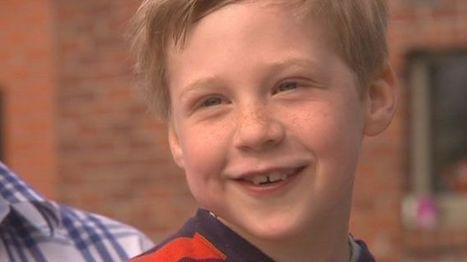 Viktor (7) moet elke twee weken infuus krijgen van 9.000 euro (week 18) | news belgium | Scoop.it