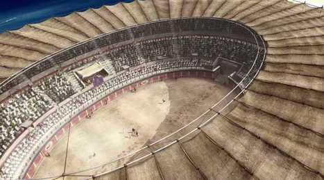 El anfiteatro de Tarragona - Ingeniería Romana | Rebollarte | Scoop.it