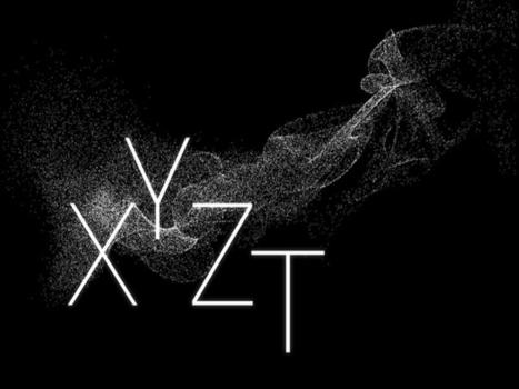 XYZT, couche mince de coïncidence entre réel et virtuel   Knowtex Blog   Cabinet de curiosités numériques   Scoop.it