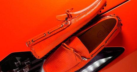 Une paire de mocassins pour le 50e anniversaire de Lamborghini - Men's Up   Chaussures Homme   Scoop.it
