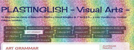 PLASTINGLISH - Visual Arts -   Blogs in the English Classroom   Scoop.it