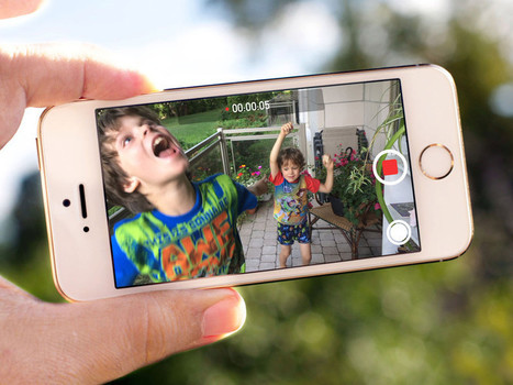 How to take a photo while simultaneously shooting video with your iPhone or iPad - iMore | iPads in Education | Scoop.it