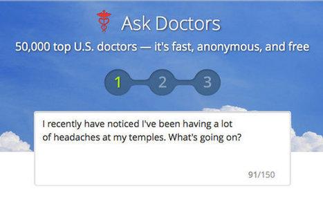 An App That Saved 10,000 Lives | e-Healthcare   الرعاية الصحية الرقمية | Scoop.it