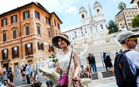 Rome's Spanish Steps to reopen after £1.3 million restoration paid for by Bulgari | News in Conservation | Scoop.it