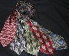 Save On Religious Print Men's Silk Neckties, Vatican Collection, Great   men's ties   Scoop.it