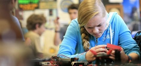#Making space for #makerspaces - EducationDive | iPads, MakerEd and More  in Education | Scoop.it